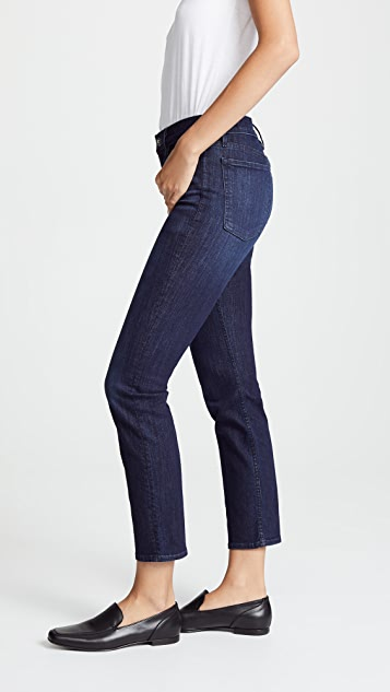 3x1 W2 直筒九分牛仔裤