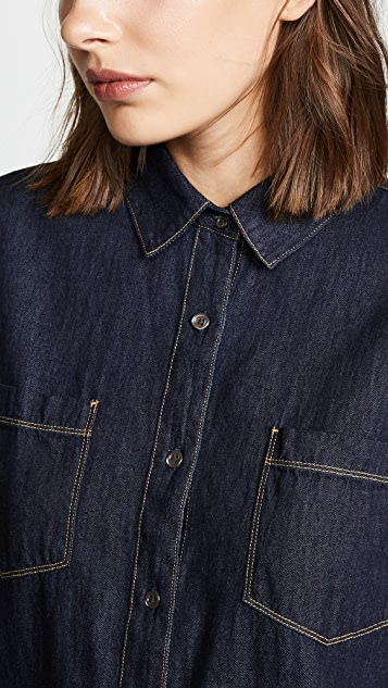 3x1 Joni Button Up Shirt