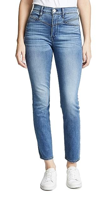 3x1 Jesse Straight Leg Jeans