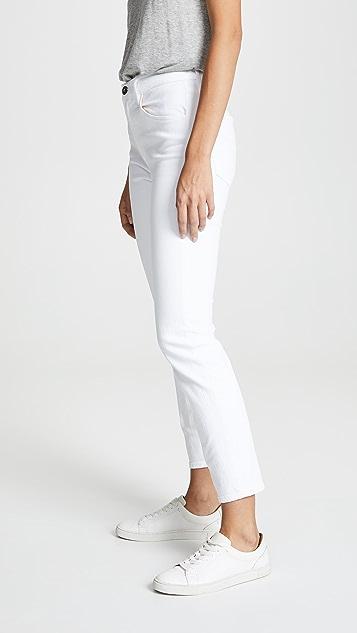 3x1 Облегающие укороченные джинсы Colette