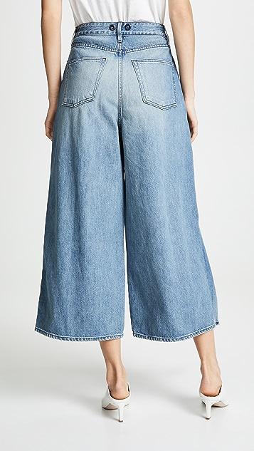 3x1 Porter Wide Leg Jeans