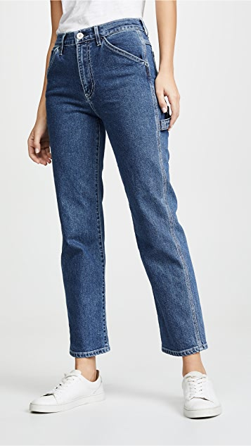 3x1 Rose Carpenter Jeans