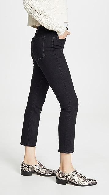 3x1 W4 Colette Slim Crop Jeans