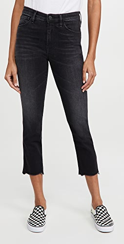 3x1 - W3 Straight Authentic Crop Jeans
