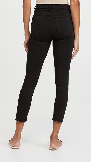 3x1 W3 Channel Seam Skinny Jeans