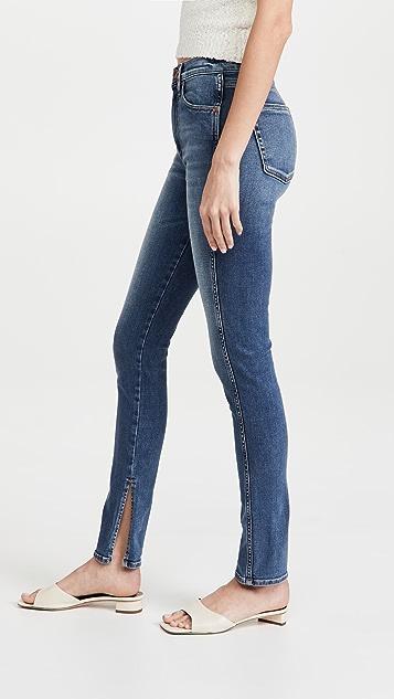 3x1 Kaya Skinny Split Jeans