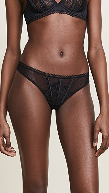 Thistle & Spire All Wrapped Up Thong