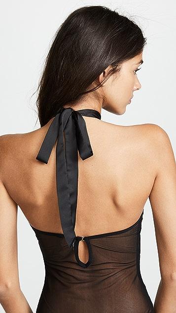 Thistle & Spire Valentines Day Cornelia Thong Bodysuit