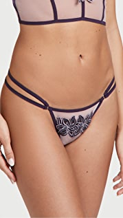 Thistle and Spire Meadow Thong