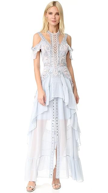 THURLEY Atlantis Rises Dress