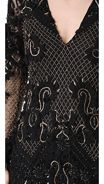 THURLEY Vivaldi Mini Dress