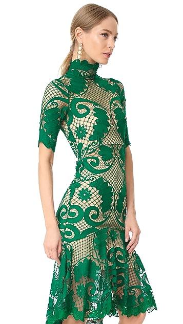 THURLEY Кружевное платье Babylon