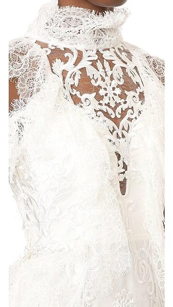 THURLEY Celestial Midi Dress
