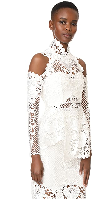 THURLEY Pearly Gates Blouse