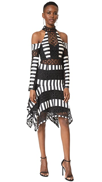 THURLEY Candy Stripe Dress