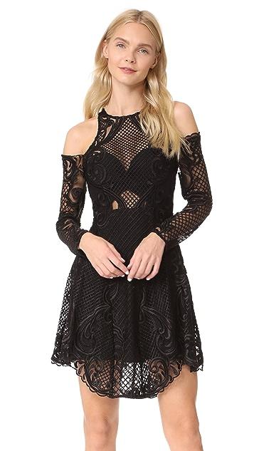 THURLEY Scarborough Fair Mini Dress