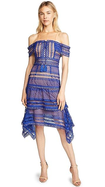 THURLEY Skyfall Dress