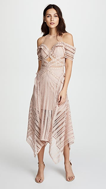 THURLEY Sand Dune Dress