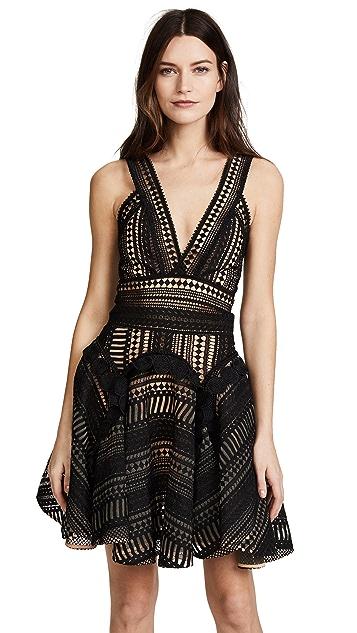 THURLEY Halley's Commet Dress