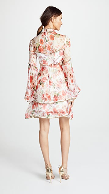 THURLEY Meadow Print Dress
