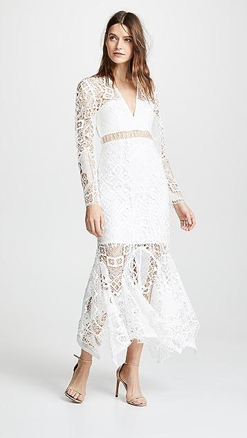 THURLEY Платье Empire Sun