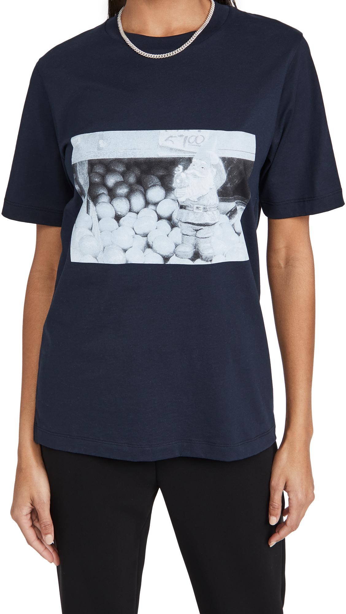 Tibi Gnome Easy T-Shirt