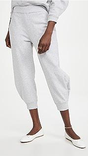 Tibi 立体运动裤