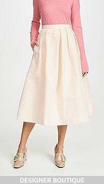 티비 Tibi Full Skirt
