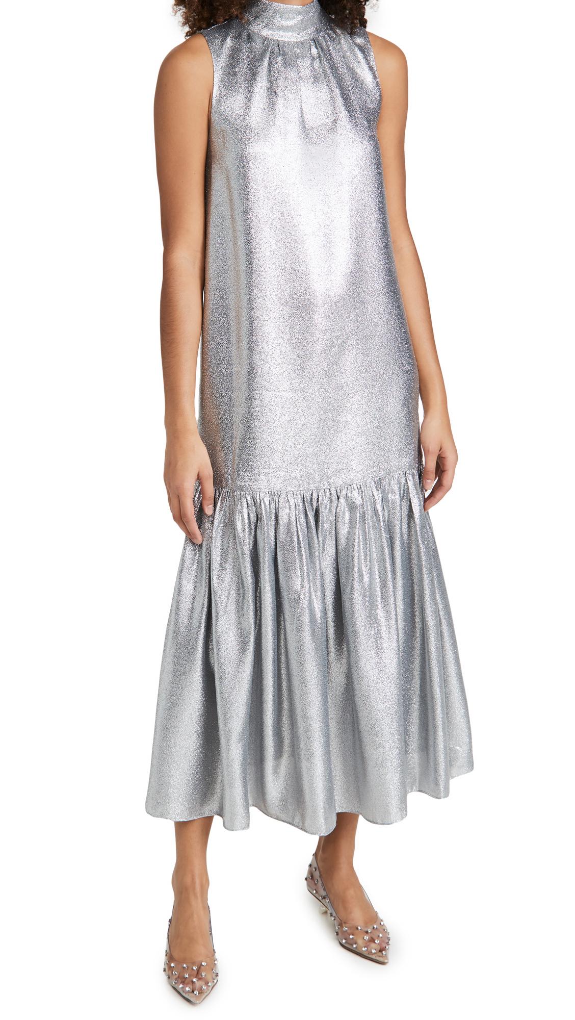 Tibi Dropwaist Dress