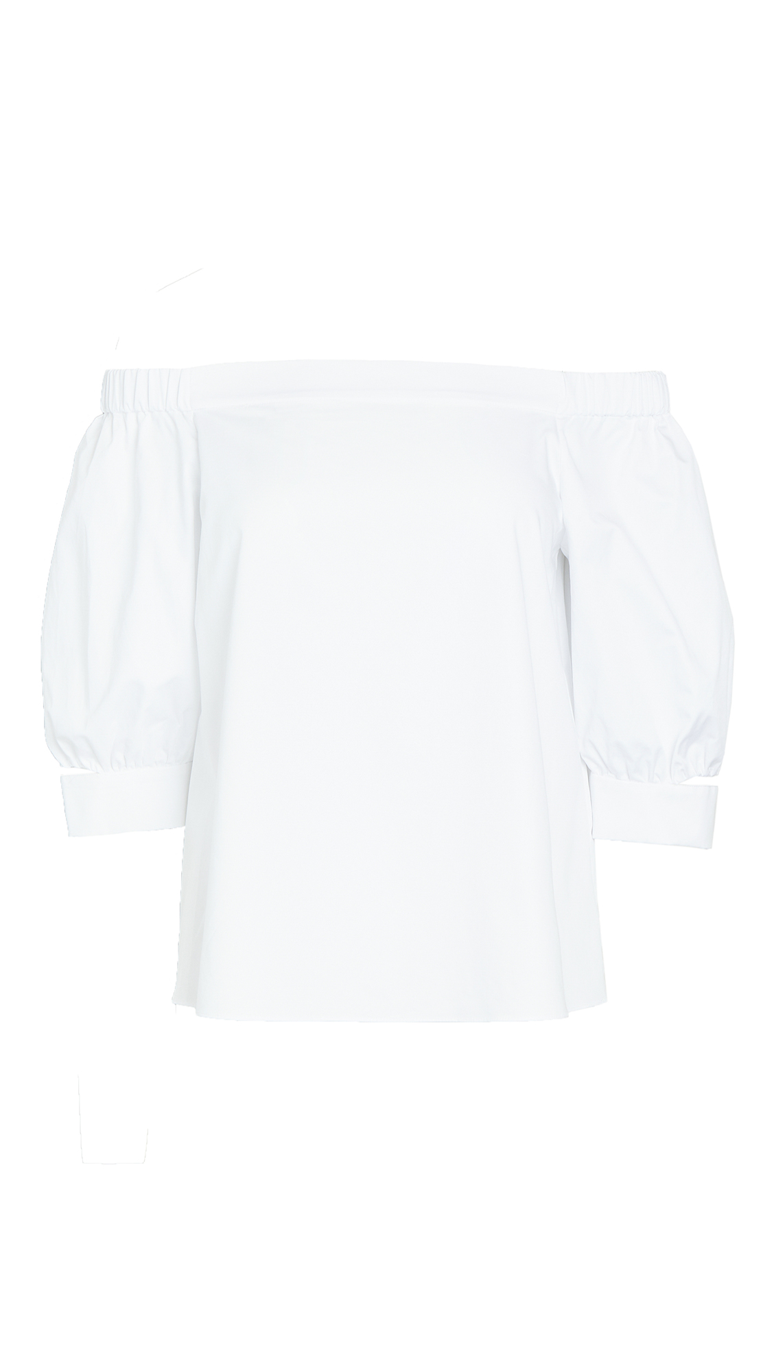 Tibi Detached Sleeve Top