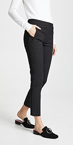 Tibi - Cropped Skinny Pant