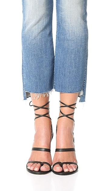 Tibi Amber II Sandals