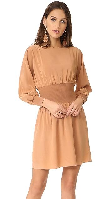 Tibi Sculpted Corset Dress