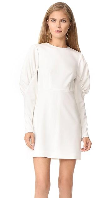 Tibi Florence Short Dress