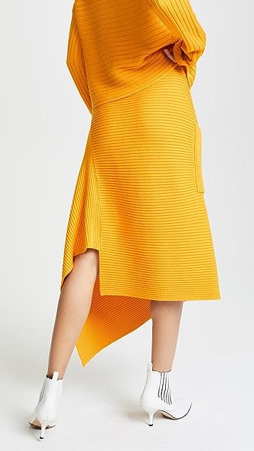 Tibi Origami Skirt