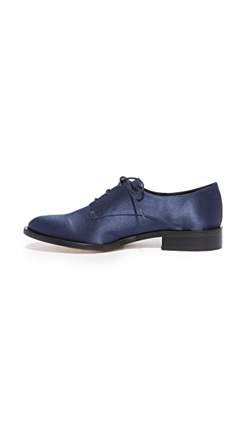Tibi Carter Oxfords