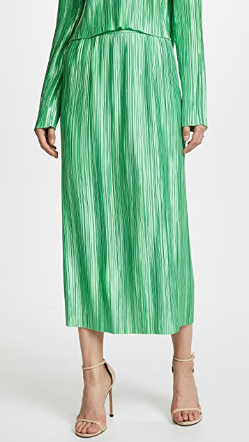 5a2d195c0a Tibi Pleated Skirt | SHOPBOP