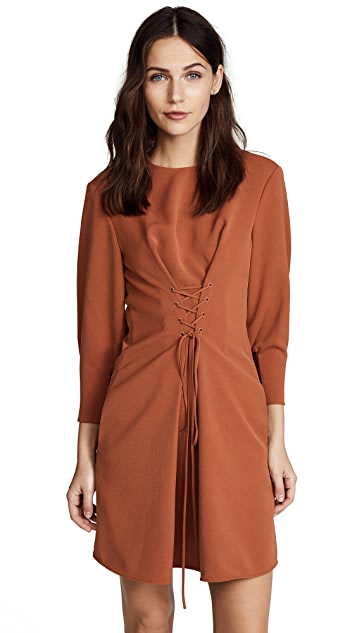 Tibi Short Corset Dress