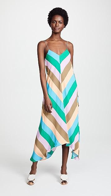 Tibi Slip Dress