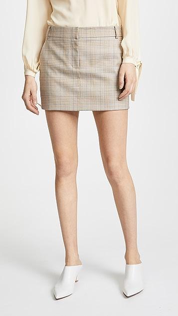 Tibi Trouser Miniskirt