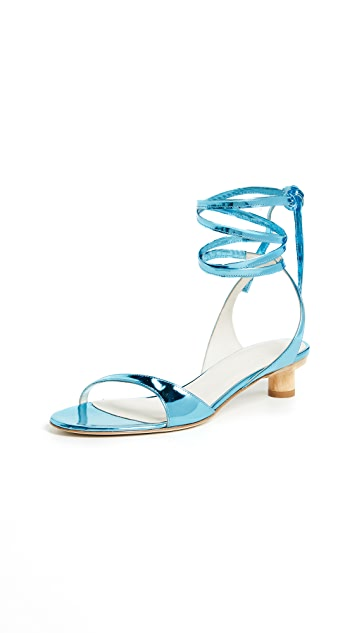 Tibi Scott City Sandals