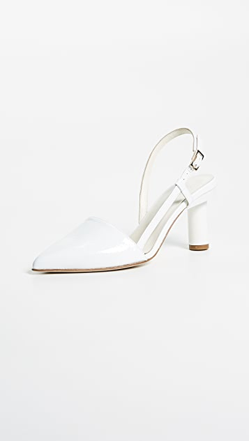 Sean Slingback Pumps by Tibi