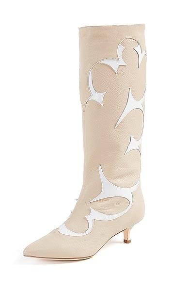 Tibi Jagger Boots