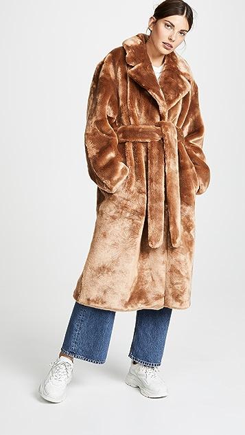 Tibi Oversized Trench Coat