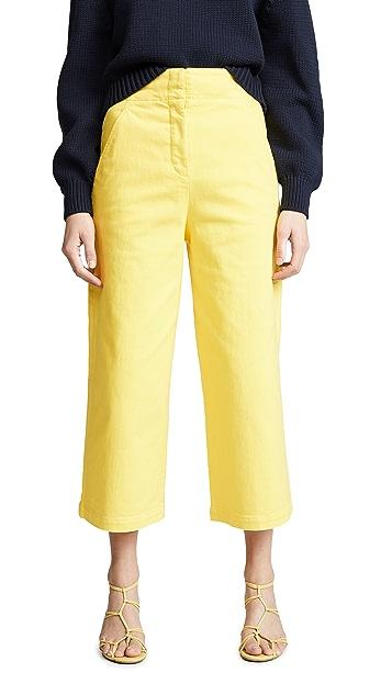 Tibi Demi Crop Jeans