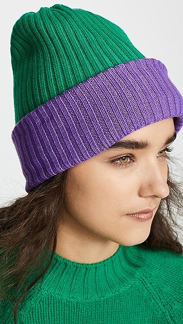 Tibi Двусторонняя шапка