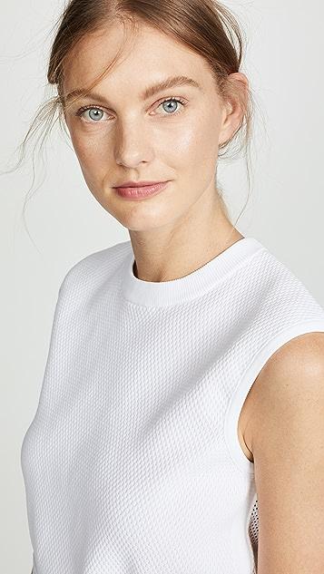 Tibi Sleeveless Pullover Tunic
