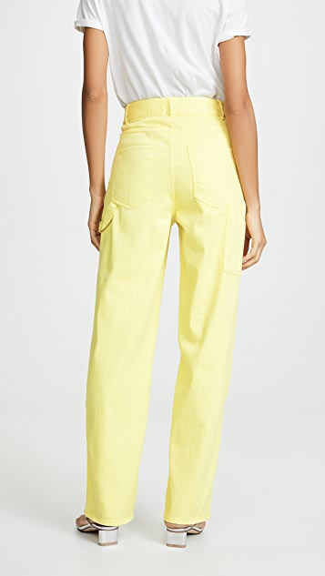 Tibi Carpenter Jeans