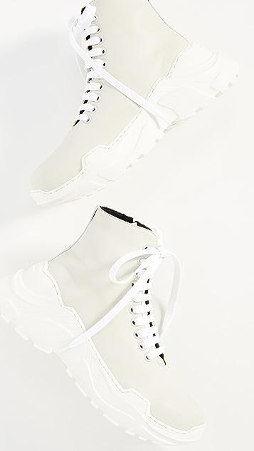 Tibi Milo 高帮运动鞋