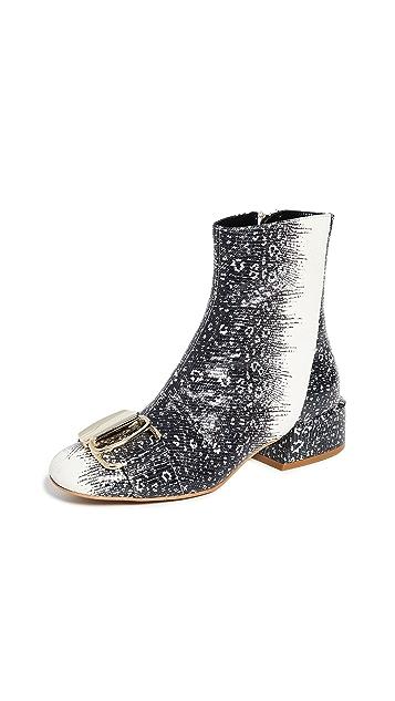 Tibi Wyatt 短靴